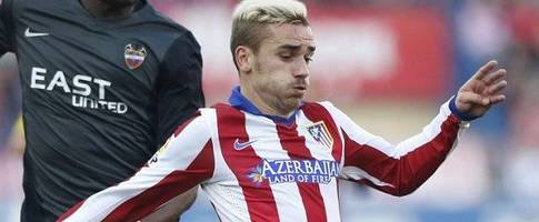 Atletico Madrid boss Simeone hails Griezmann for victory